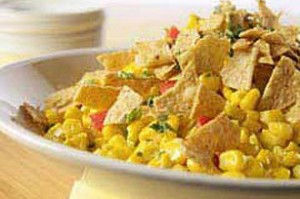 VELVEETA® Cheesy Tortilla Corn : Piercemyheart.