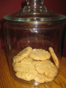 Peanut Butter Cookies – Made by Nathan and Lily Parks
