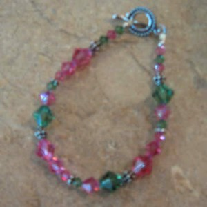Bracelet made by Hannah Smith